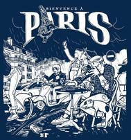 一浪一漫一巴黎